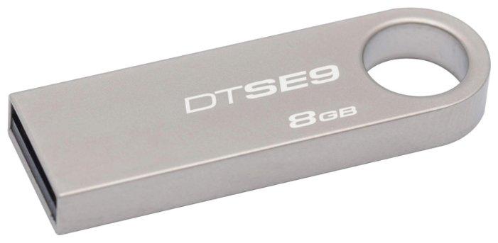 Флешка Kingston DataTraveler SE9 8GB