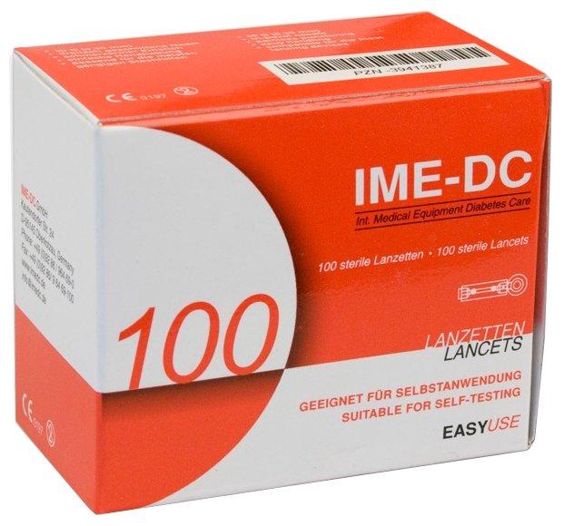 IME-DC ланцеты 30G