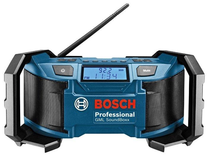 Радиоприемник Bosch GML SoundBoxx 0601429900