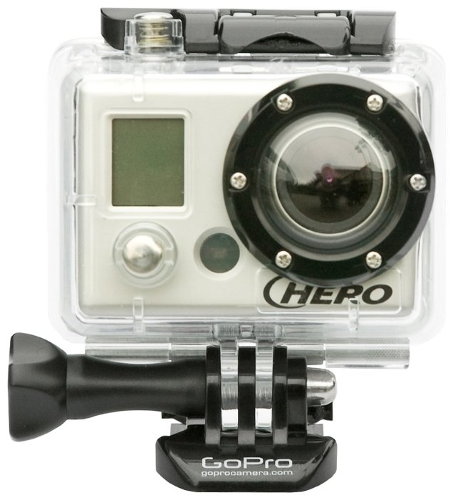 Экшн-камера GoPro HD Hero Naked
