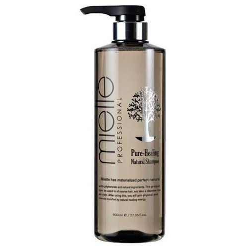 Mielle Professional шампунь Pure-Healing Natural 800 мл с дозаторомШампуни<br>