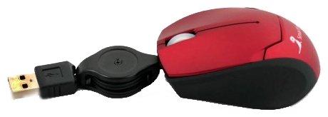 Мышь SmartTrack STM-302-R/K Red-Black USB