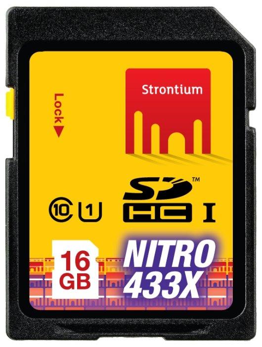 Strontium NITRO SDHC Class 10 UHS-I U1 433X