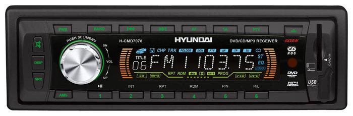 Автомагнитола Hyundai H-CMD7078