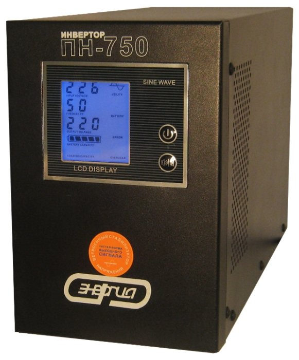 Энергия ПН-750 12В 500VA