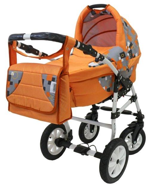 Универсальная коляска Teddy Platinum PKLO (2 в 1)