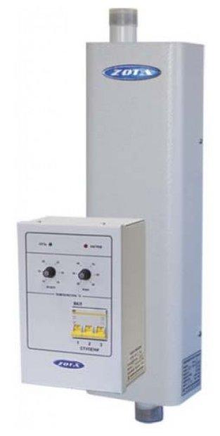 Электрический котел ZOTA 6 Econom, 6 кВт, одноконтурный фото 1