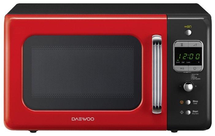 Daewoo Electronics Микроволновая печь Daewoo Electronics KOR-6LBRRB
