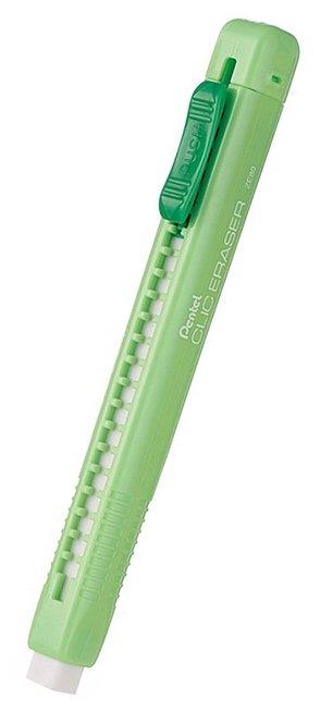Ластик-карандаш Pentel Clic Eraser Matt Black ZE80-A