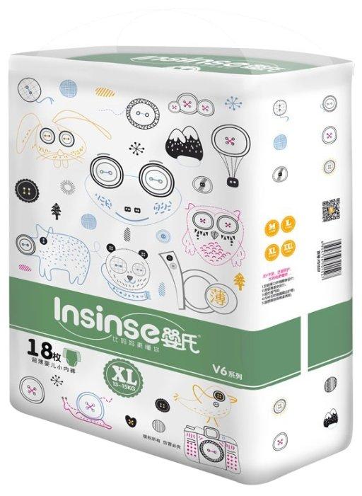 INSINSE трусики XL (13-15 кг)