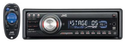 Автомагнитола JVC KD-G612