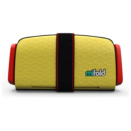Бустер группа 3 (22-36 кг) Mifold The Grab and Go Booster, taxi yellow