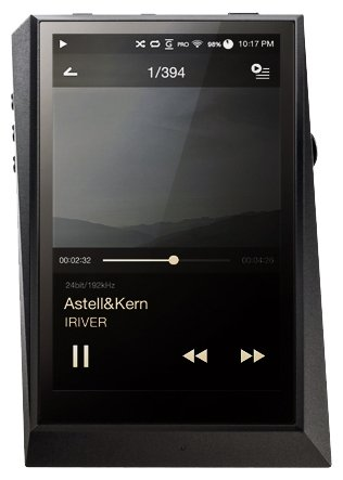 Astell&Kern AK300 64Gb - цифровой плеер (Black)