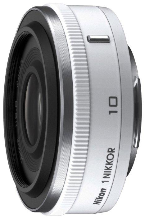 Nikon 10mm f/2.8 Nikkor 1