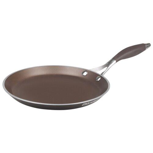 Сковорода блинная Rondell Mocco RDA-136 22 см, кофейно-коричневый сковорода блинная rondell