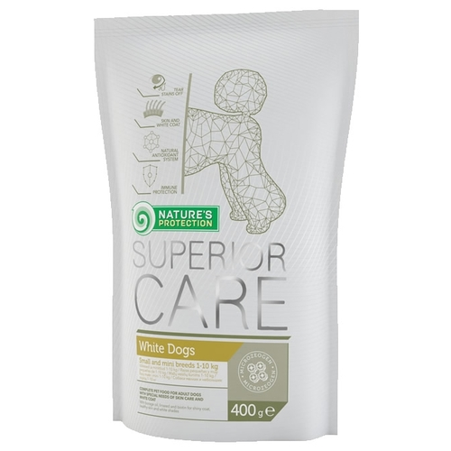 Корм для собак Nature's Protection Superior Care White Dogs (0.4 кг)