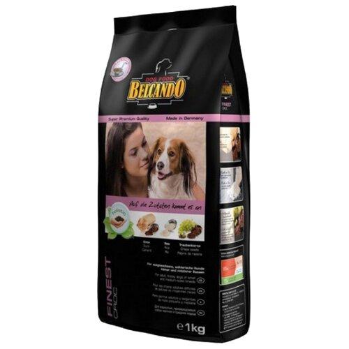 Корм для собак Belcando (1 кг) Finest Croc Duck для привередливых собак мелких и средних породКорма для собак<br>