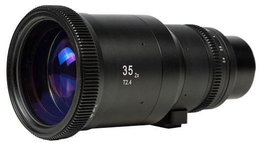 Объектив SLR Magic 35mm T2.4 Micro 4/3
