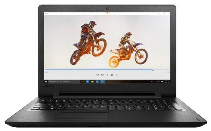 """Lenovo IdeaPad 110 15 AMD (AMD E1 7010 1500 MHz/15.6""""/1366x768/4Gb/500Gb HDD/DVD нет/AMD Radeon R2/Wi-Fi/Bluetooth/DOS)"""