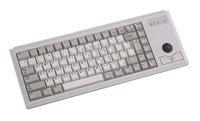 Клавиатура Cherry G84-4400PPBRB Grey PS/2