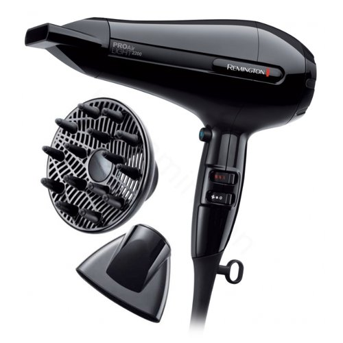Фен Remington AC6120 PRO-Air Light 2200 black title=