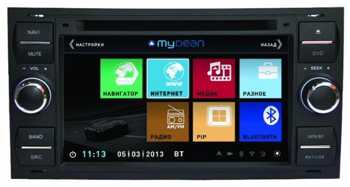 Автомагнитола MyDean 3140