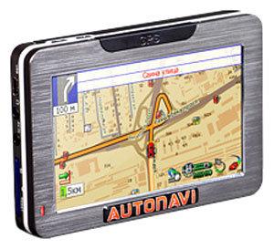 Навигатор AutoNavi PN-0743