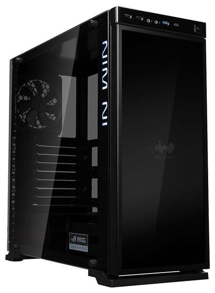 IN WIN Компьютерный корпус IN WIN 805i (CF05i) w/o PSU Black