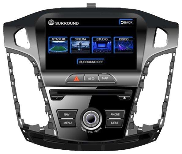 Автомагнитола FlyAudio E7535NAVI Ford Focus III