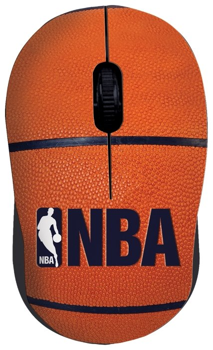 Мышь Cirkuit Planet NBA MM2103 Brown USB