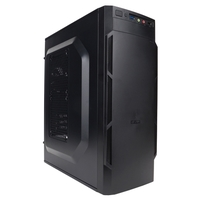 Компьютерный корпус Zalman ZM-T1 Plus Black