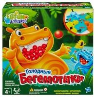 Настольная игра Hasbro Игры Голодные бегемотики 98936