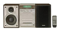 Музыкальный центр Panasonic SC-PM15