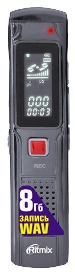 Ritmix Диктофон Ritmix RR-110 4Gb