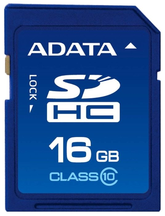 ADATA SDHC Class 10 16GB