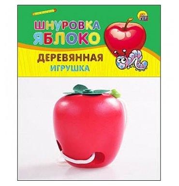 Шнуровка Рыжий кот Яблоко (ИД-4166)