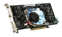 Видеокарта 3Dlabs Wildcat VP560 AGP 64Mb 128 bit 2xDVI