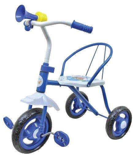 Трехколесный велосипед 1 TOY Т57647 Ну, погоди!