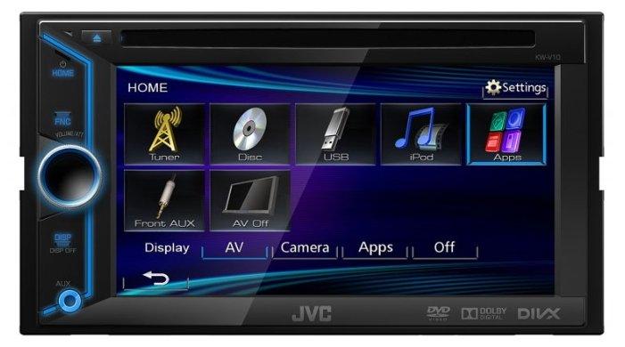 Автомагнитола JVC KW-V10EE