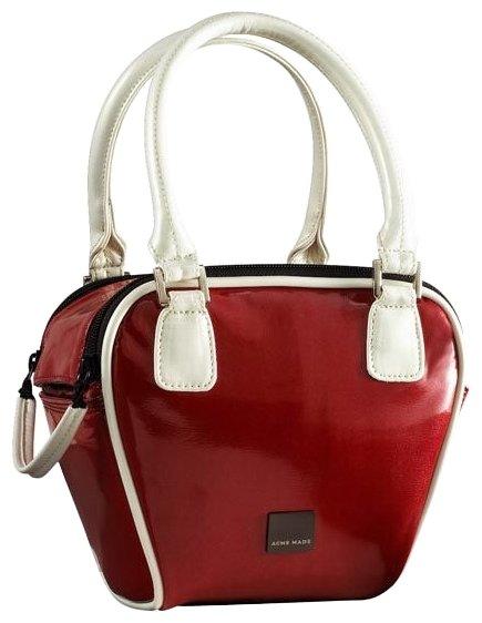 Acme Made Bowler bag (красный)