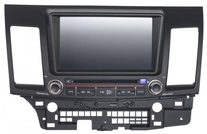 Globex Автомагнитола Globex GU-8371 Mitsubishi Lancer X