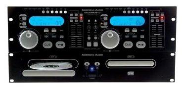 American Audio DCD-PRO610