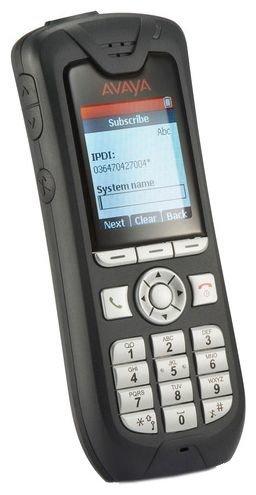Avaya VoIP-телефон Avaya 3725