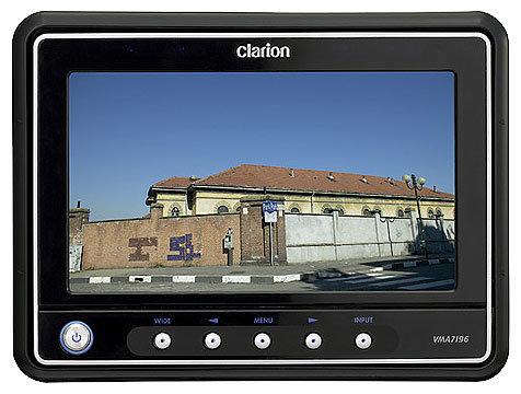 Автомобильный монитор Clarion VMA7196