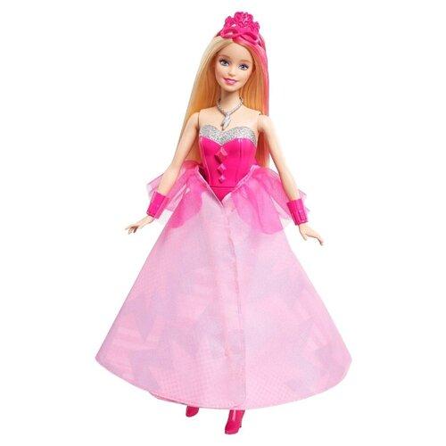 Купить Кукла Barbie Супер-Принцесса Кара, 29 см, CDY61, Куклы и пупсы