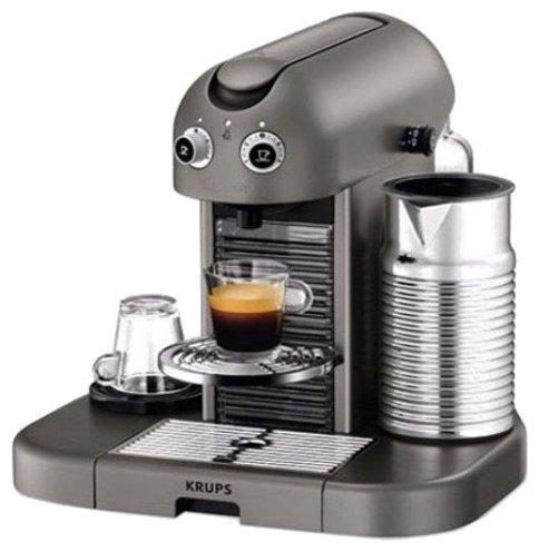 Сравнение с Кофемашина Krups XN 8105 Nespresso Gran Maestria