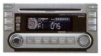 Автомагнитола LG LAC-M5541
