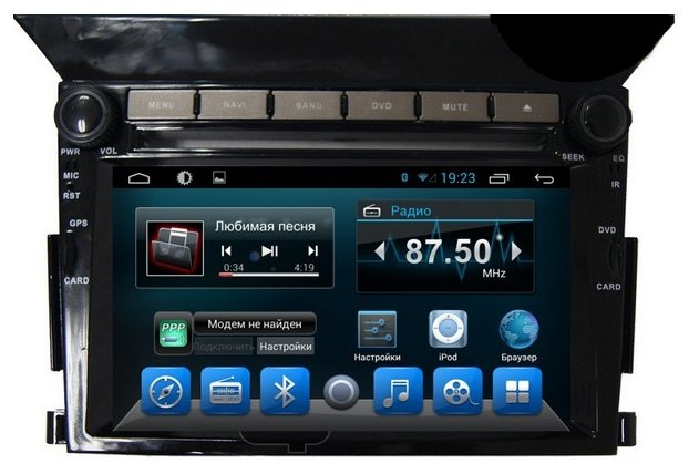 Daystar DS-7117HD ANDROID (2012)