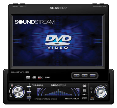 Soundstream VIR-7860
