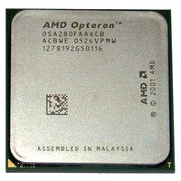Процессор HP (AMD) Opteron 280 2400Mhz (2048/1000/1,3v) Dual Core Italy Socket 940 For XW9300(EH416AA) HP EH416AA